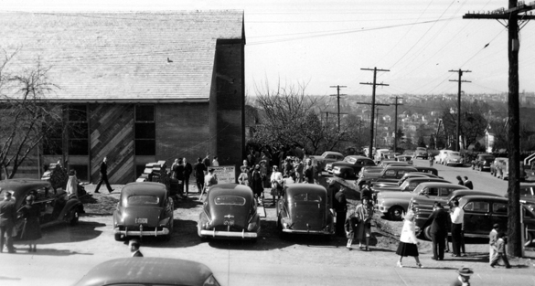 Opening Day, Easter Sunday, 1948