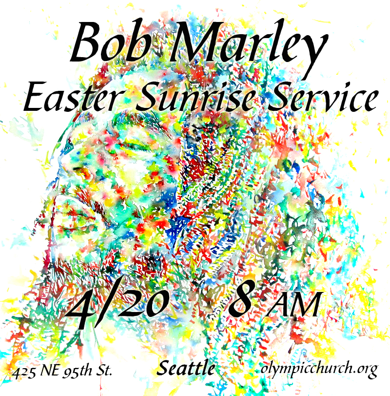 Bob Marley Easter Sunrise SQ